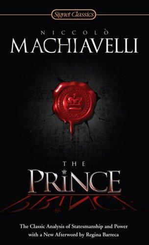The Prince 9780451531001