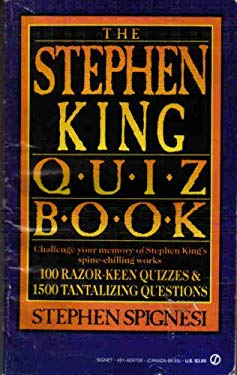 The Second Stephen King Quiz Book 9780451173065