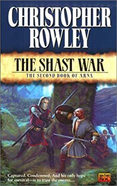 The Shasht War: 4the Second Book of Arna 9780451458179