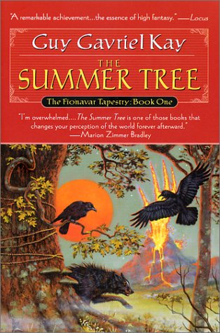 Summer Tree, The: Book One of the Fionavar Tapestry 9780451458223