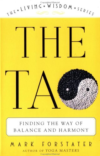 The Tao: The Living Wisdom Series 9780452284036