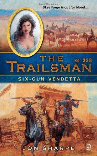 Six-Gun Vendetta 9780451234322