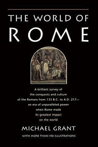 The World of Rome 9780452008496
