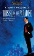 This Side of Paradise 9780451530349