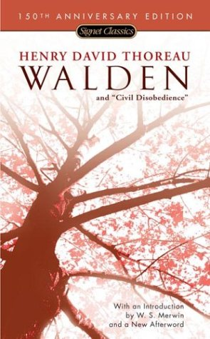 Walden and Civil Disobedience: 150th Anniversary 9780451529459