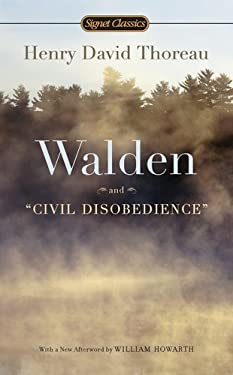 Walden and Civil Disobedience 9780451532169