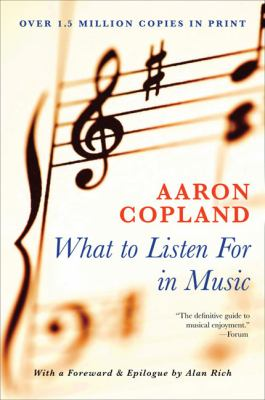 What to Listen for in Music 9780451226402