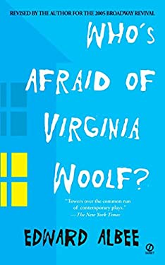 Who's Afraid of Virginia Woolf?: A Play 9780451158710