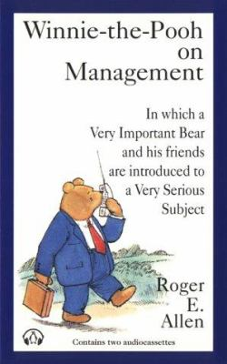 Winnie-The-Pooh on Management 9780453009096