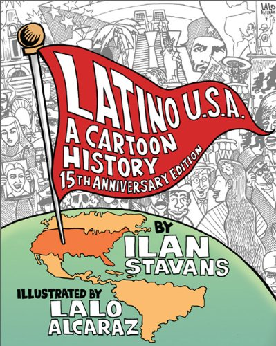 Latino U.S.A.: A Cartoon History 9780465082506