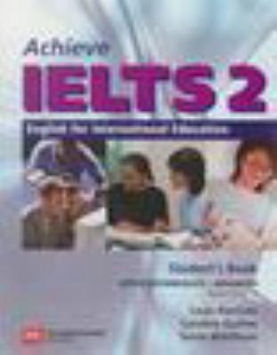 Achieve IELTS 2 Class Audio CDs: English for International Education 9780462007540