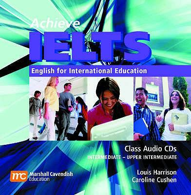 Achieve IELTS: English for International Education 9780462007502