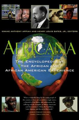 Africana: The Encyclopedia of the African and African American Experience [With Carrying Case] 9780465000715