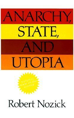Anarchy, State, and Utopia 9780465097203