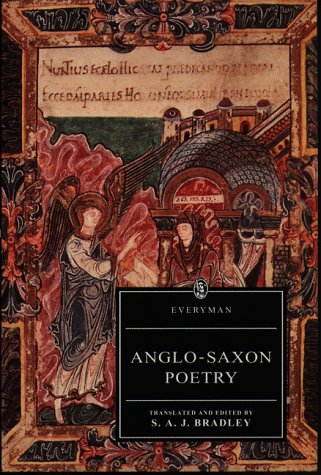 Anglo-Saxon Poetry 9780460875073