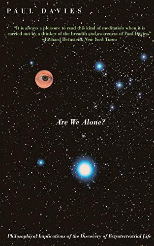 Are We Alone PB 9780465004195