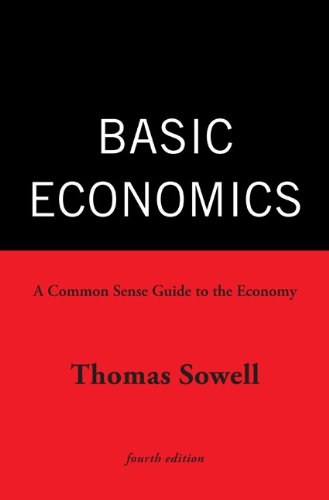 Basic Economics: A Common Sense Guide to the Economy 9780465022526