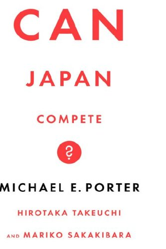 Can Japan Compete? 9780465059898