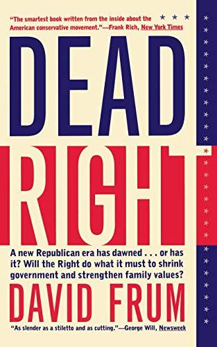 Dead Right 9780465098255