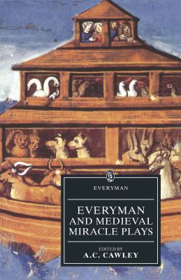 Everyman and Medieval Miracle Plays 9780460872805