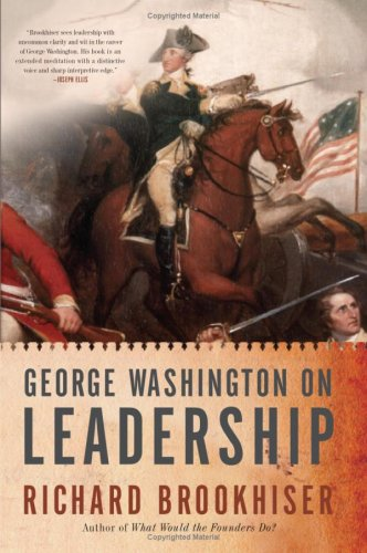 George Washington on Leadership 9780465003020