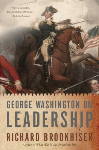 George Washington on Leadership 9780465003037