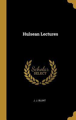 Hulsean Lectures