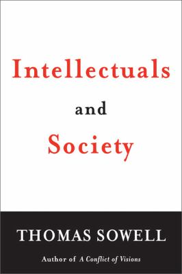 Intellectuals and Society 9780465019489