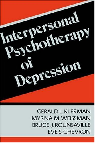 Interpersonal Psychotherapy of Depression 9780465033966