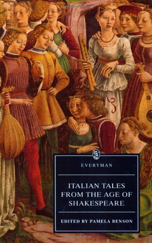 Italian Tales from the Age of Shakespeare 9780460875516