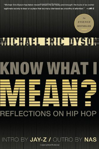 Know What I Mean?: Reflections on Hip Hop 9780465018079