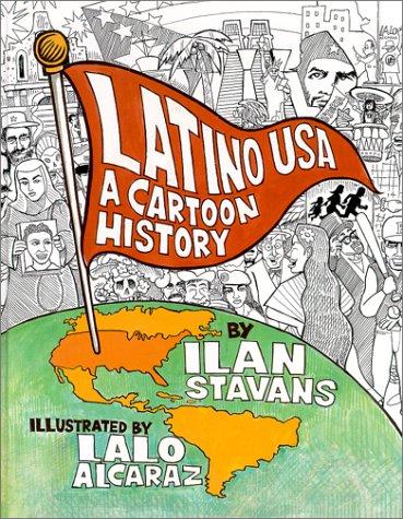 Latino USA: A Cartoon History 9780465082216