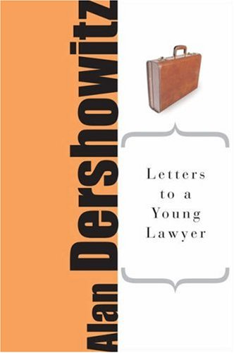 Letters to a Young Lawyer 9780465016334