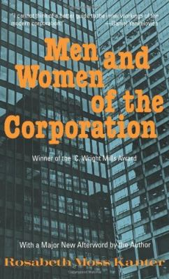 Men and Women of the Corporation: New Edition 9780465044542