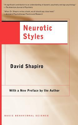 Neurotic Styles 9780465095025
