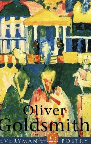 Oliver Goldsmith Eman Poet Lib #30 9780460878272