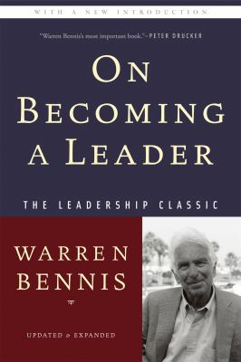 On Becoming a Leader 9780465014088
