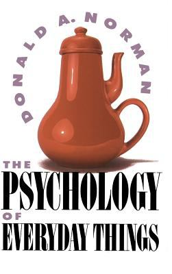 Psychology of Everyday Things 9780465067091
