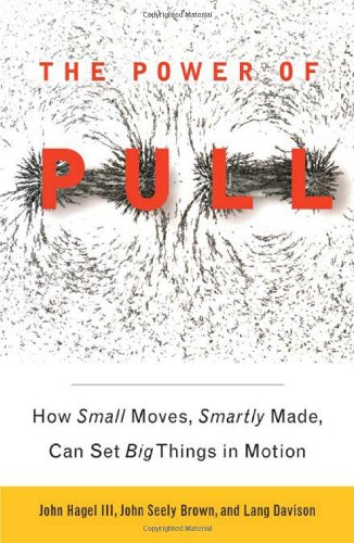 The Power of Pull: How Small Moves, Smartly Made, Can Set Big Things in Motion 9780465019359