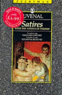 Satires with the Satires of Persius 9780460871716