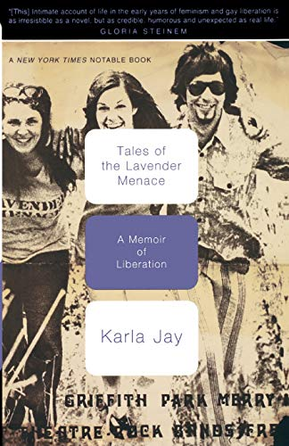 Tales of the Lavender Menace: A Memoir of Liberation 9780465083664