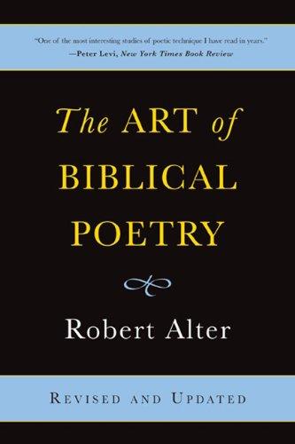 The Art of Biblical Poetry 9780465022564