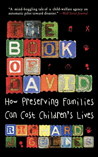 The Book of David: How Preserving Families Can Cost Children's Lives 9780465053964