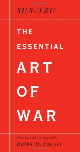 The Essential Art of War 9780465072040