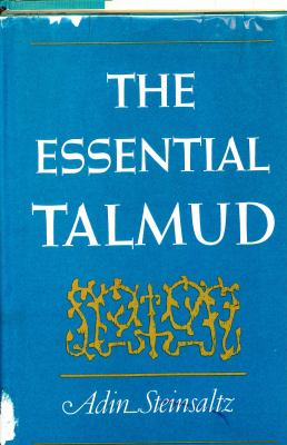 The Essential Talmud 9780465020607