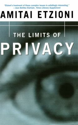 The Limits of Privacy 9780465040902