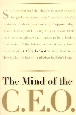 The Mind of the CEO 9780465026166