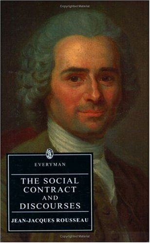 The Social Contract and Discourses 9780460873574