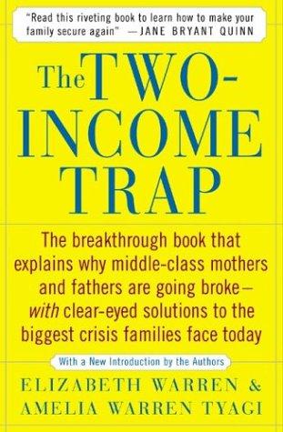 The Two-Income Trap 9780465090907