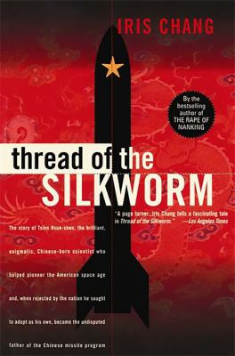 Thread of the Silkworm 9780465006786